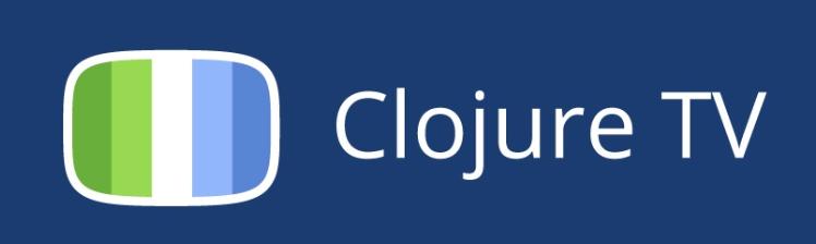 Clojure TV logo